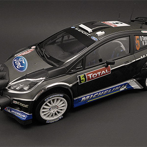 Belkits BEL003 - Ford Fiesta RS WRC with PitWall decals