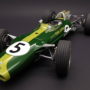 Ebbro 20004 Team Lotus Type 49 1967