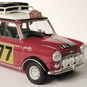 Tamiya 24048 Morris Mini Cooper 1275S Rally